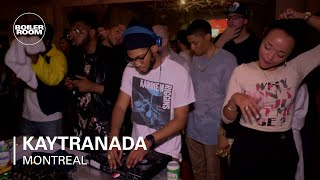 Video Kaytranada Boiler Room Montreal DJ Set download MP3, 3GP, MP4, WEBM, AVI, FLV April 2018