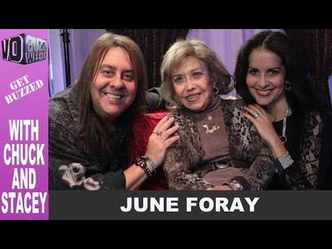 June Foray PT2 - Voice of Rocky the Flying Squirrel - Voice Over For Animation - Cartoons EP 84