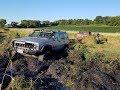 Jeep Cherokee Mudding and Rock Climb - Summer 2017