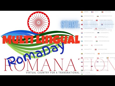 Eng: RomaDay Statement & RomaNation.org