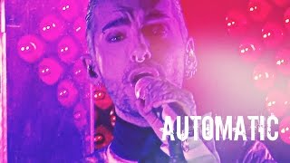 Tokio Hotel: Automatic I Live in Brussels 12.03.15