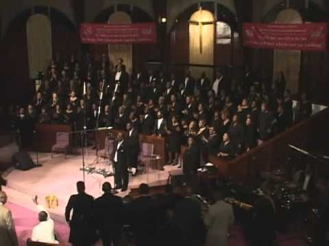 """""""Get Right Church"""" Tribute to Rev. James Cleveland - GMWA Detroit Mass Choir"""