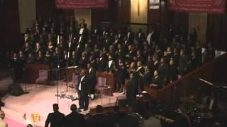 """Get Right Church"" Tribute to Rev. James Cleveland - GMWA Detroit Mass Choir"