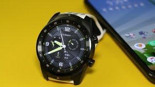⌚Um smartwatch DIFERENTE. DUAS TELAS?! TicWatch Pro