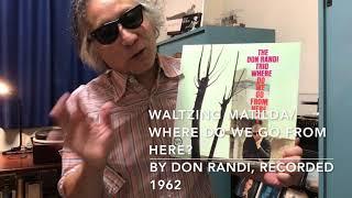ジャズ喫茶マスターが語るオススメの1曲 ジャズ横丁 #125 Don Randi 「Waltzing Matilda」