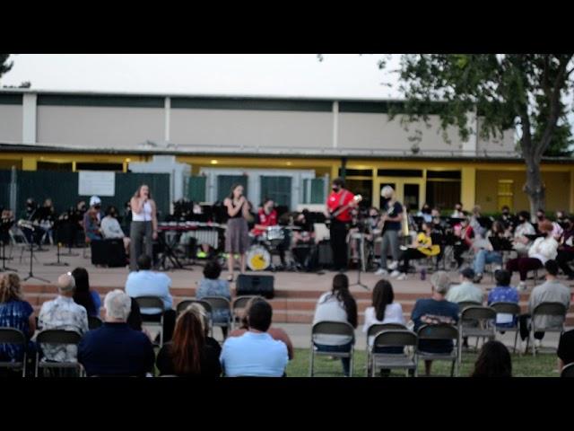 Dreams - 5/27/21 - Senior Bandemic Show