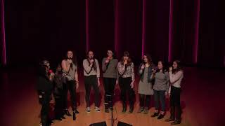 No Lion -Carleton Knightingales Acapella