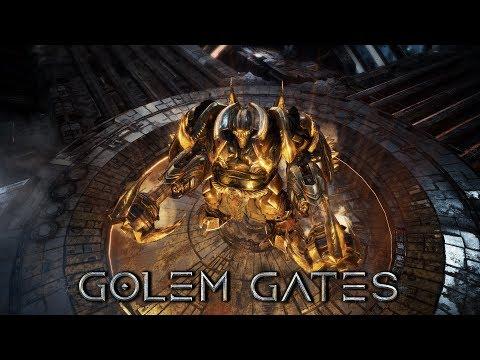 Golem Gates - Early Access Trailer