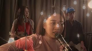 Gambar cover Fieya Julia - Percaya Hati by Projector Band Ft. Ekasharif (Cover) I Muzik Jam