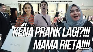 Download ABIS DI PRANK! DIBELANJAIN RATUSAN JUTA DI GUCCI!! TIETA TOLOOONGG!!!! Mp3 and Videos