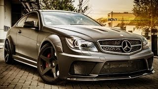 2014 Mercedes-Benz C63 AMG Coupe Start Up, Exhaust, Full Review