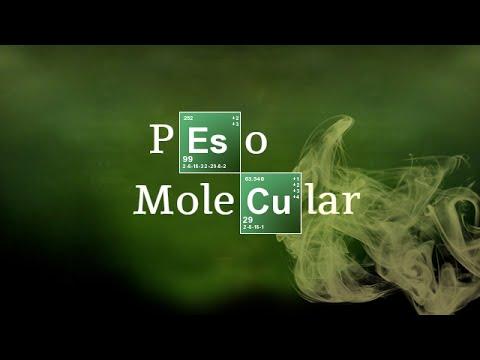 PESO MOLECULAR | Química Básica