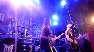 Beyond the Black - Drowning in Darkness - 13-05-2015 live @ Lido Berlin