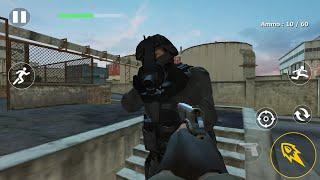 Squad Survival Game FreeFire Battleground Android Gameplay screenshot 3