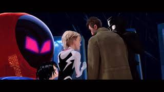 Spider man into the spider verse Juice Wrld- Hide (clip) (this is NOT my movie)