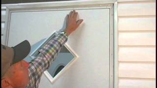 Elixir Industries:  How To Install A Regular Outswing Door