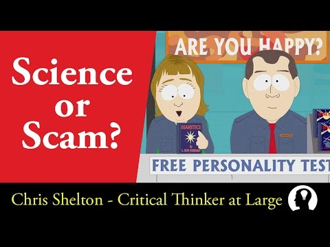 Scientology's Personality Test: Science or Scam?