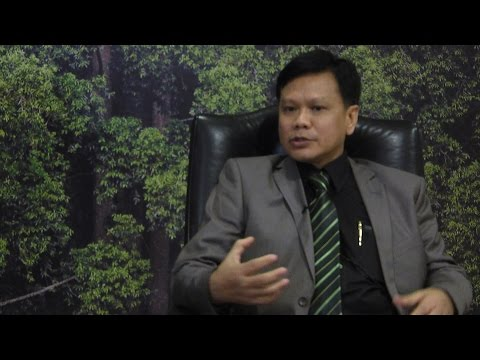 Forests Asia 2014: Aaron Russell & Tint Lwin Thaung discuss different aspects of community forestry