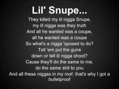 Meek Mill - Lil Nigga Snupe (Lyrics) R.I.P