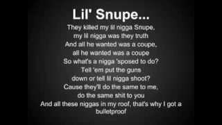 Repeat youtube video Meek Mill - Lil Nigga Snupe (Lyrics) R.I.P