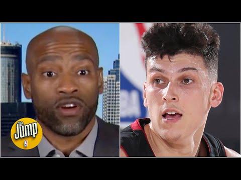 Reacting to Tyler Herro's legendary night in Game 4 vs. the Celtics   The Jump