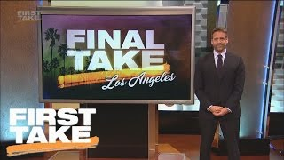 Max Kellerman On Sports In Los Angeles | Final Take | First Take | March 23, 2017