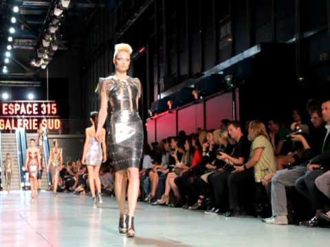 Paco Rabanne Spring-Summer 2012 full fashion show. Paris fashion week