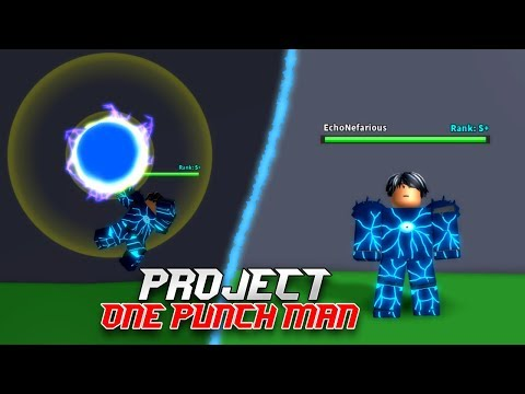 *OVER-POWERED* New Alien Class Showcase in Project One Punch Man! | Roblox
