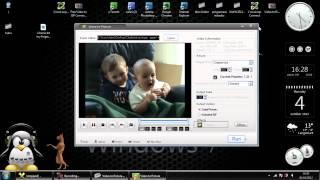 شرح تحويل الفيديو إلى صور ثابتة أو متحركة
