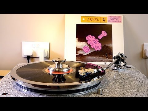 Level 42 - World Machine / Physical Presence (vinyl: Soundsmith, Graham Slee, PTP Solid12)
