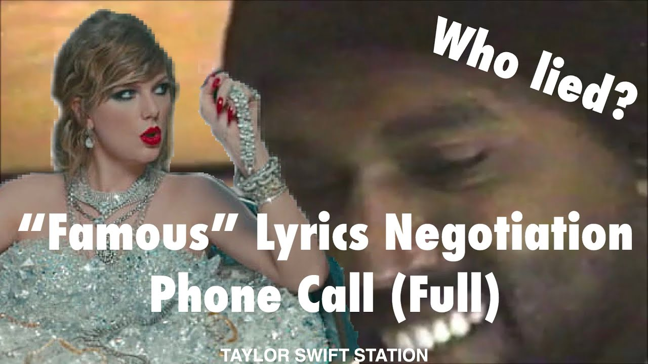 Newly Leaked Footage Shows Taylor Swift And Kanye West Talking Famous Vox