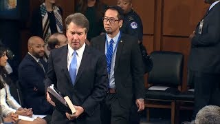 Ex-Senate Aide: Kavanaugh Should Be Impeached for Lying Under Oath About Stolen Democratic Memos