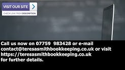 Bookkeeping Services Aberdeen - bookkeepers in Aberdeen | Teresa Smith Bookkeeping