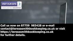 Bookkeeping Services Aberdeen - bookkeepers in Aberdeen   Teresa Smith Bookkeeping