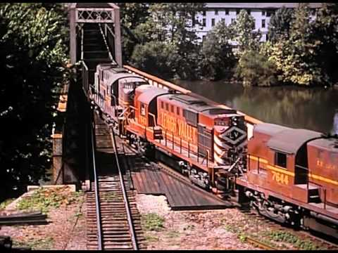 Anthracite Railroads in the 70s Volume 2