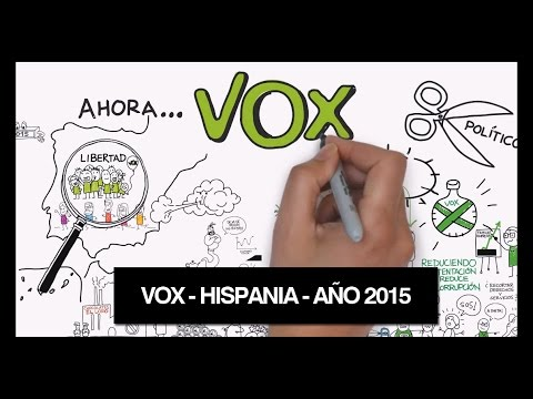 Vox - Hispania, Año 2015