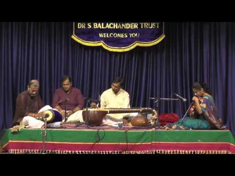 Carnatic Instrumental | Chitravina N.Ravikiran | S.Balachander 90th Birth Anniversary
