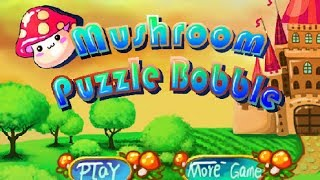 Mushroom Puzzle Bobble Walkthrough