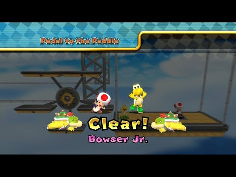 Mario Party 9 Bowser Station Party 8 Player Master Difficult