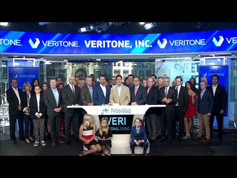 Veritone Rings the NASDAQ Opening Bell