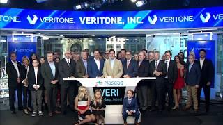 Veritone Rings the NASDAQ Opening Bell