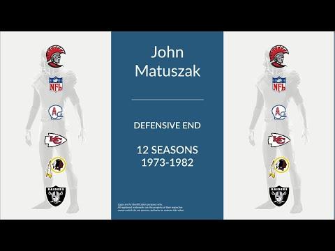 John Matuszak: Football Defensive End
