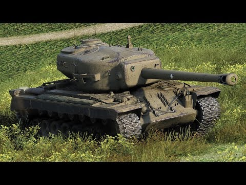 World of Tanks T30 - 5 Kills 9,4K Damage