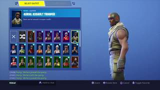 BEST Fortnite Console Settings+ Full Insane Locker (Any Offers?) + Good Save the World Account