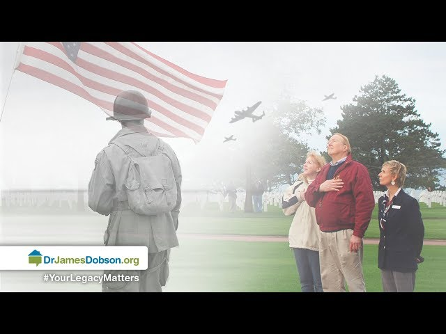 Honoring the Heroes of D-Day with Dr. James Dobson's Family Talk | 06/05/2019