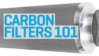 How carbon filtration actually works to get rid of garden smells / ...