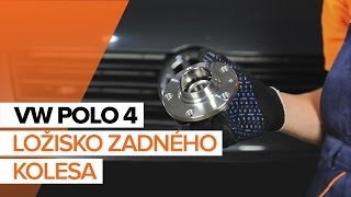 Údržba Polo 9n - video návod