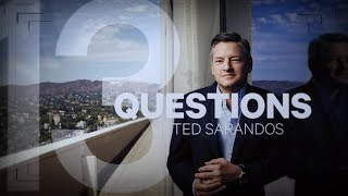 Netflix's Ted Sarandos Dishes on 'Stranger Things' Season 2, '13 Reasons Why', 'Defenders' & more