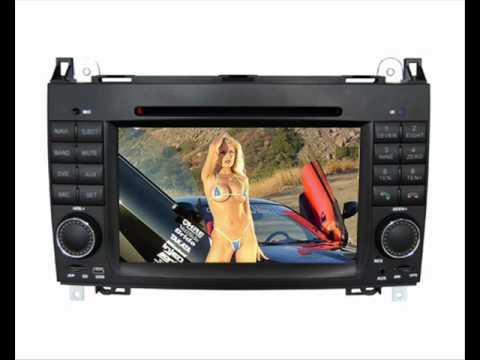 Mercedes benz dvd player mercedes dvd navigation for Mercedes benz dvd player