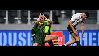 Kiwis vs Kangaroos Mens NRL World 9's 2019